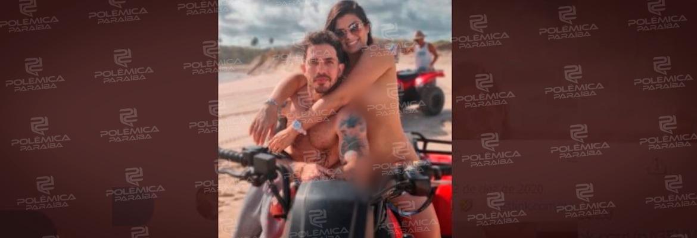 WhatsApp Image 2021 01 18 at 11.33.13 - Quem é Luana Kazaki, atriz paraibana que gerou polêmica ao passear nua por João Pessoa e Recife - VEJA VÍDEO