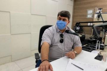 """Vereador Dinho avalia como """"momento ímpar"""" união entre Cícero, João e a CMJP"""