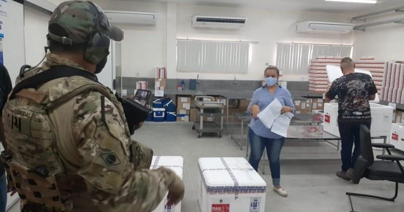 Campina Grande receberá 3.203 doses da vacina de Oxford AstraZeneca