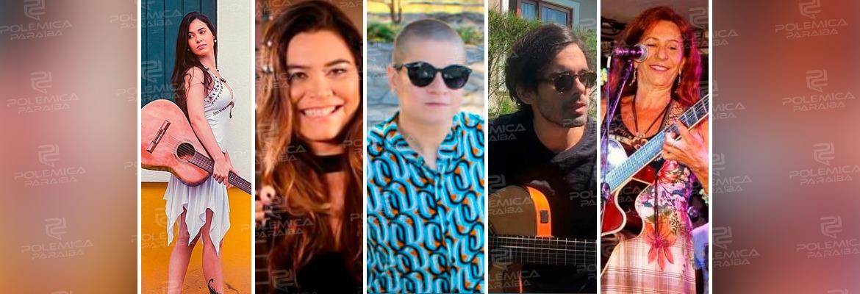 WhatsApp Image 2021 01 27 at 15.09.43 - 'A VOZ DO VIOLÃO': evento cultural reúne grandes nomes da música paraibana em um Web Festival; confira a programação