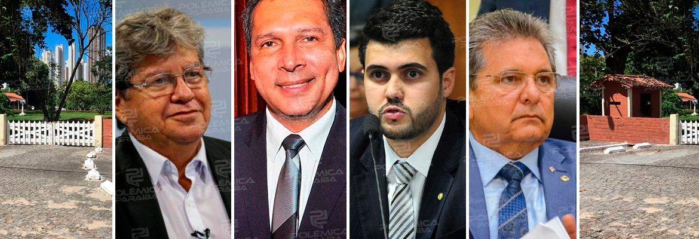 WhatsApp Image 2021 01 27 at 16.05.41 - PAUTAS DA ASSEMBLEIA: João Azevêdo se reúne com Adriano Galdino, Ricardo Barbosa e Wilson Filho