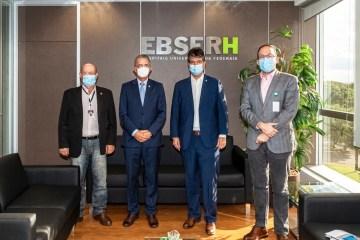 Para fortalecer a saúde em João Pessoa, Ruy luta por reformas no Hospital Universitário