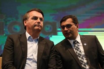 Governador do Amazonas admite ajuda 'imprescindível' de Bolsonaro: 'recebemos respiradores, equipamentos e médicos'; VEJA VÍDEO