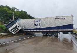 Oito acidentes de trânsito são registrados nas primeiras horas desta segunda na Grande João Pessoa