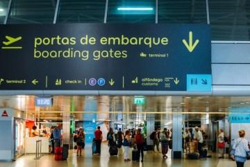 aeroportos br e1611658874445 - Brasil proíbe entrada de passageiros vindos da África do Sul, tentando impedir propagação de variante da Covid-19