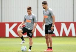 SURTO DE COVID-19: Dez jogadores do Corinthians testam positivo para a doença