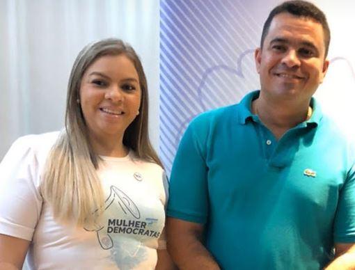 aliny - Candidato do PDT, aciona a Justiça e pede impugnação de Aliny Povão por compra de votos em Cruz do Espírito Santo - VEJA VÍDEOS