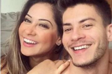 art - Voltaram? Mayra Cardi explica como está o relacionamento entre ela e Arthur Aguiar