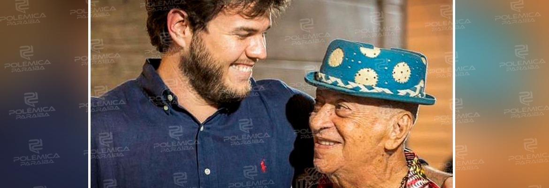 """bruno genival - Bruno Cunha Lima decreta luto oficial de três dias pela morte de Genival Lacerda: """"Perdemos todos nós"""""""