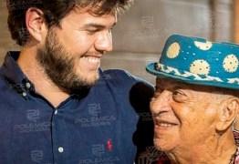 """Bruno Cunha Lima decreta luto oficial de três dias pela morte de Genival Lacerda: """"Perdemos todos nós"""""""