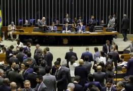 Bancada federal da Paraíba se divide em eleição para comando da Câmara
