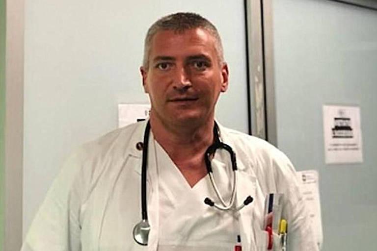 carlo mosca - Médico é preso suspeito de matar pacientes com Covid para liberar leitos
