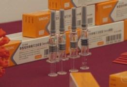 DOSES ESGOTADAS: vacinação contra a Covid-19 é suspensa a partir desta quarta (21) em João Pessoa