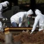 covid 1 - COVID-19: Brasil ultrapassam marca de 217 mil mortos; casos confirmados somam 8,8 milhões
