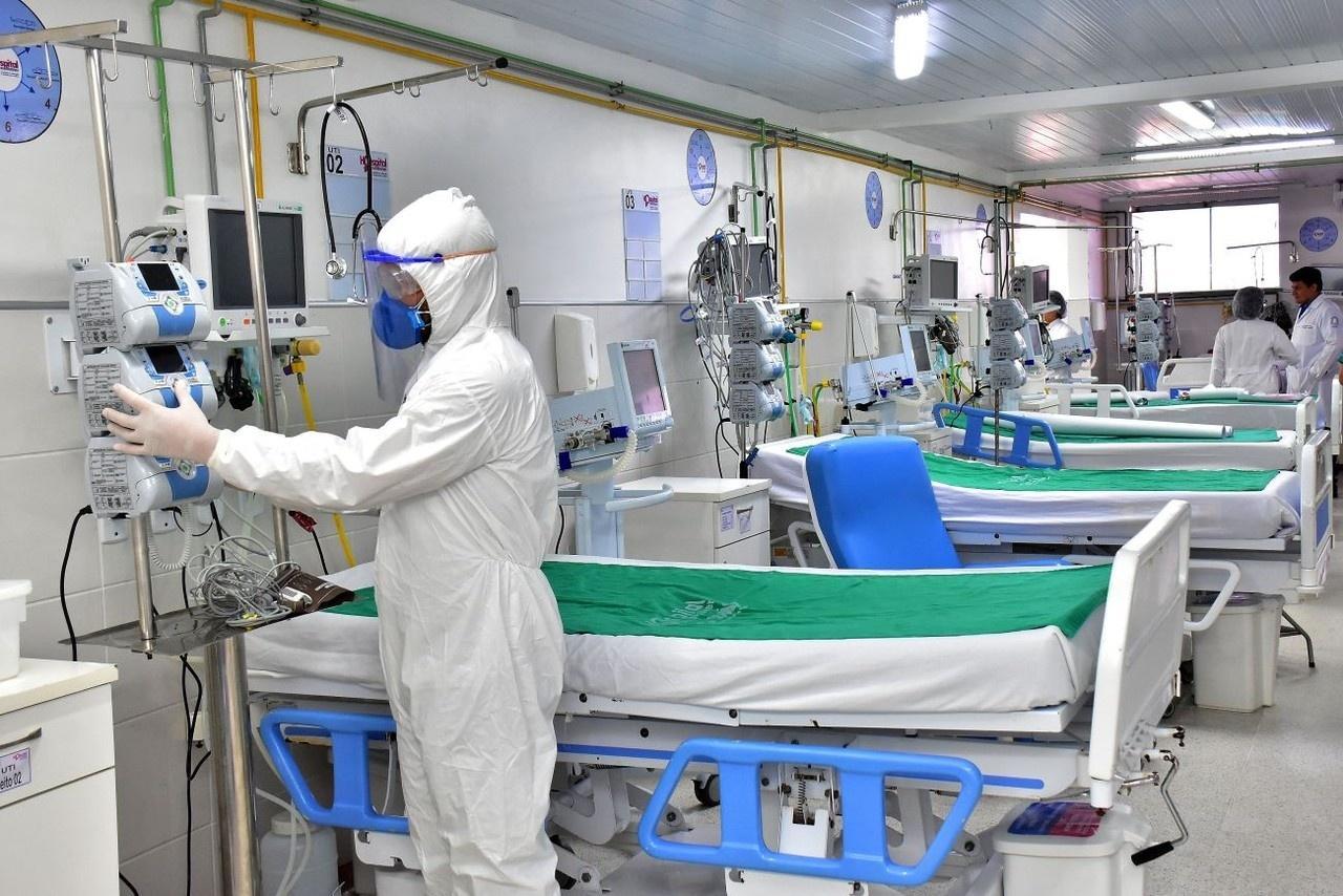 covid 2 - Saúde de João Pessoa disponibiliza 10 UTIs para pacientes da Covid-19 do Amazonas