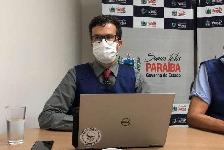 daniel beltrammi01 - Chuvas na Região Metropolitana de João Pessoa não afetarão distribuição de vacinas, garante secretário