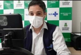 Secretaria de Saúde de Campina Grande rebate acusações de fura-filas da vacina e promete divulgar lista de vacinados