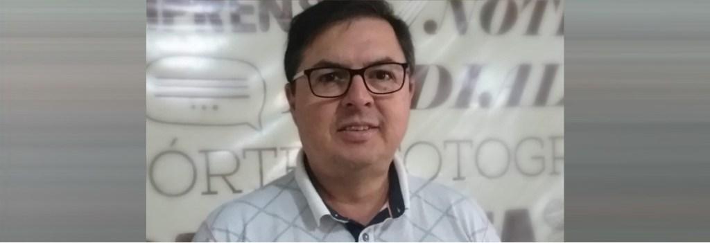 fernando soares 1 - MAIS UMA VÍTIMA! Jornalista Fernando Soares morre após complicações da Covid-19