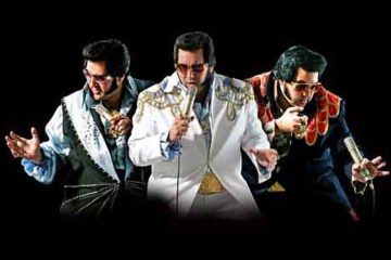 gilberto augusto elvis - Famoso cover do cantor Elvis Presley no Brasil morre de covid-19