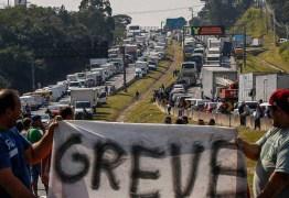 Bloqueio de rodovias em João Pessoa e Campina Grande acontece nesta segunda-feira
