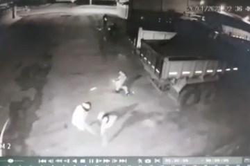 idoso - Vigilante de 76 anos mata um suspeito, atira em outro e impede furto