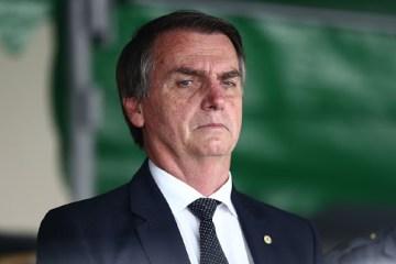 jair bolsonaro - Bolsonaro dispara contra a Globo e questiona suposta perseguição da emissora