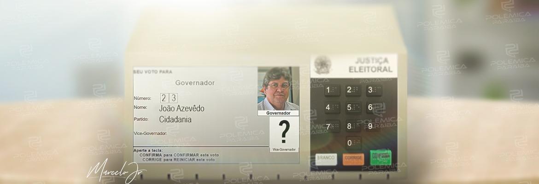 joao vice - ARTICULAÇÃO: conheça nomes que podem compor chapa com João Azevêdo em 2022