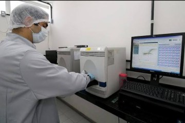 labor - Laboratório confirma cepa sul-africana no estado da Paraíba