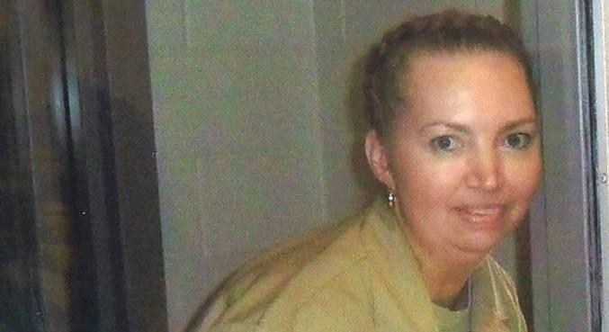 lisa montgomery 13012021112828855 - Única mulher no corredor da morte é executada nos EUA