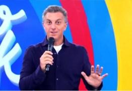 Luciano Huck deve deixar a Globo em 2021 para disputar Presidência da República