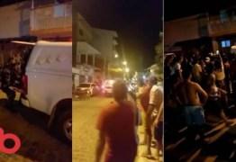 Filho de ex-prefeito tenta matar irmão a golpes de faca em Nazarezinho, PB; VEJA VÍDEO