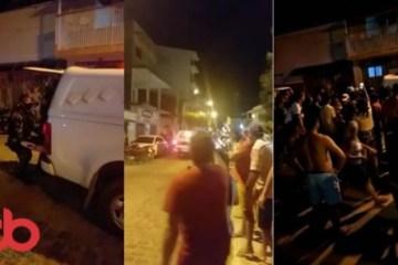 luiz - Filho de ex-prefeito tenta matar irmão a golpes de faca em Nazarezinho, PB; VEJA VÍDEO