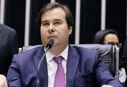 """Maia critica fala Bolsonaro: """"Brasil não está quebrado, governo que não tem projeto de país"""""""