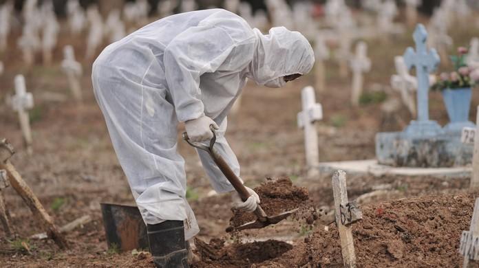 mortes coronavirus - CAMPEÕES DE MORTES! Três estados brasileiros lideram ranking mundial de mortes por Covid-19; confira