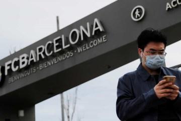 naom 5ecbad312f687 - Coronavírus faz Barcelona adiar eleições presidenciais previstas para dia 24