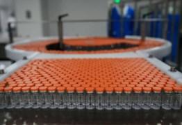 Fábrica da Coronavac no Brasil ficará pronta em outubro