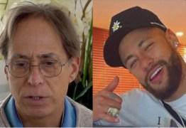 """""""MARIONETE DOS PODEROSOS"""": No Instagram, ator que fez o Agustinho na série """"A Grande Família"""" detona postura de Neymar frente à pandemia"""