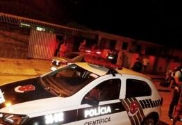 CRIME: Grupo invade residência e mata homem com 18 tiros na Grande João Pessoa