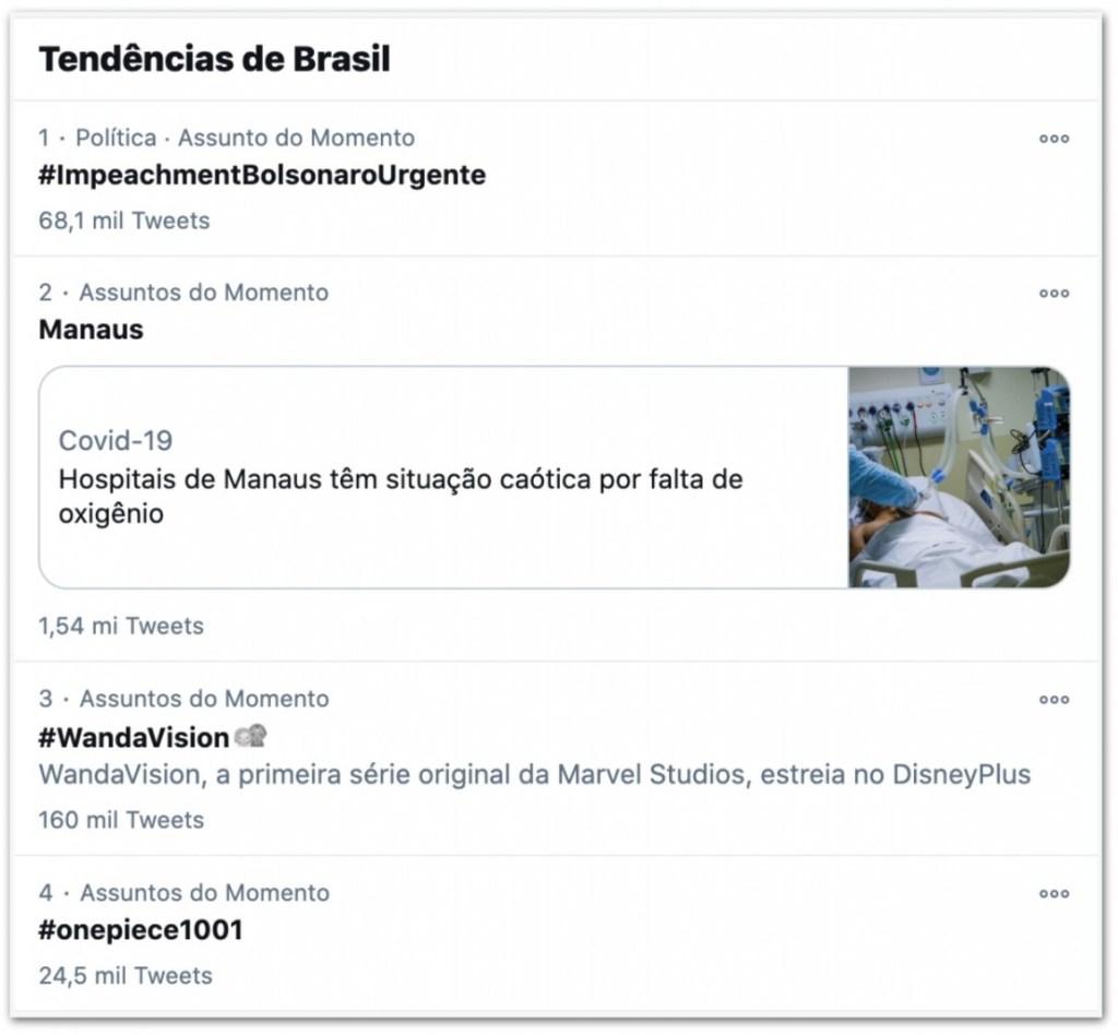 ttt1 1024x948 - Nas redes sociais, Maia é pressionado a pautar impeachment de Bolsonaro