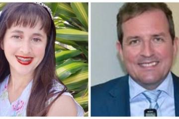 tyrone e filha - DNA NA JUSTIÇA: suposta filha do prefeito de Sousa, Fábio Tyrone, ganha direito de fazer exame para comprovar paternidade - RELEMBRE O CASO