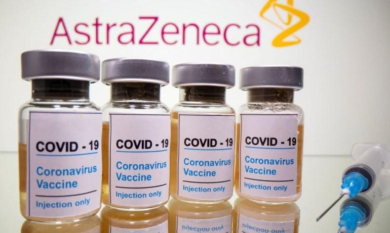vacina 1 - Governo da Paraíba começa a distribuir doses da vacina de Oxford
