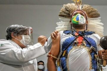 Município da Paraíba terá quase metade da população vacinada contra Covid-19 no 1º lote