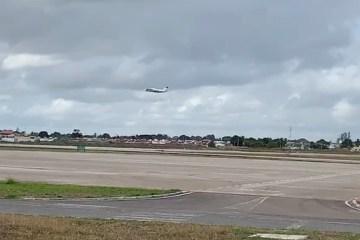 Aviões, carregados com lotes da CoronaVac, são enviados para as cidades do Sertão da Paraíba