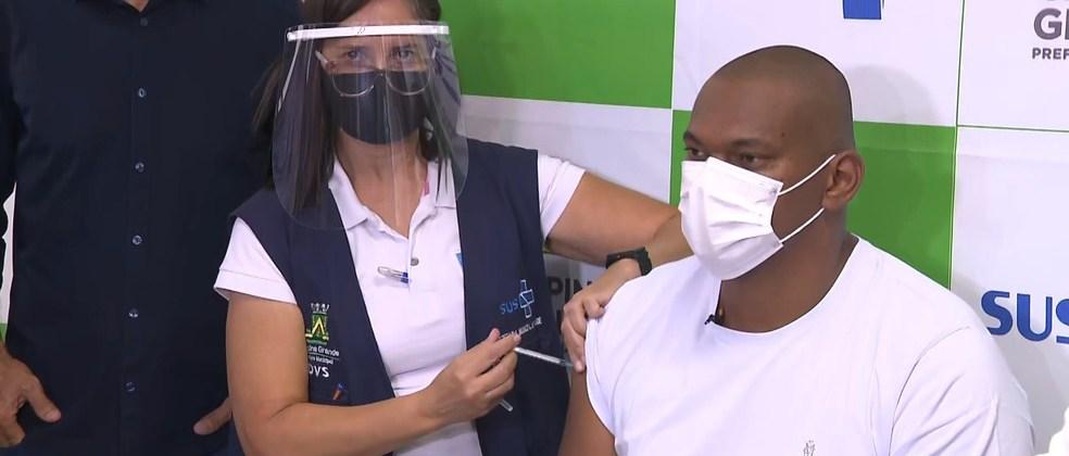Saúde de Campina Grande inicia hoje (27), imunização dos profissionais de saúde contra Covid-19
