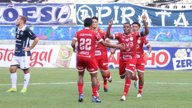 vila - Série C do Brasileirão: Vila Nova volta a vencer o Remo e se consagra campeão