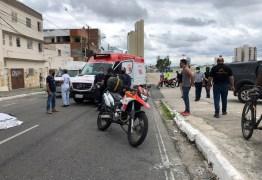 whatsapp image 2021 01 13 at 10.52.35 1 - GRAVE ACIDENTE! Idoso morre após ser atropelado por caminhão, no Centro de Campina Grande