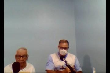 whatsapp image 2021 01 24 at 18.16.11 - Vídeo mostra som de tiro que matou radialista enquanto programa de padre estava no ar