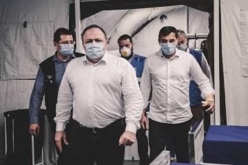COVID-19: Pazuello diz que aumento de casos em Manaus foi rápido e 'completamente desconhecido'