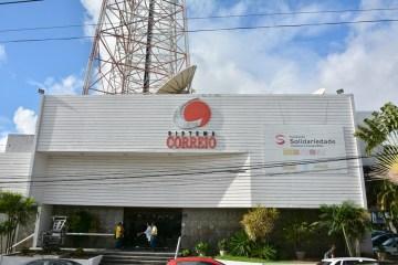 FORTES CHUVAS EM JOÃO PESSOA! Raio tira do ar todas as emissoras do Sistema Correio de Comunicação