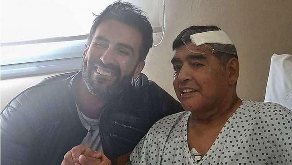 """1606667616418 - """"Poderia ter sido salvo"""", diz antigo médico de Diego Maradona"""